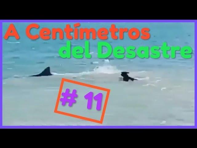 A Centímetros del Desastre # 11