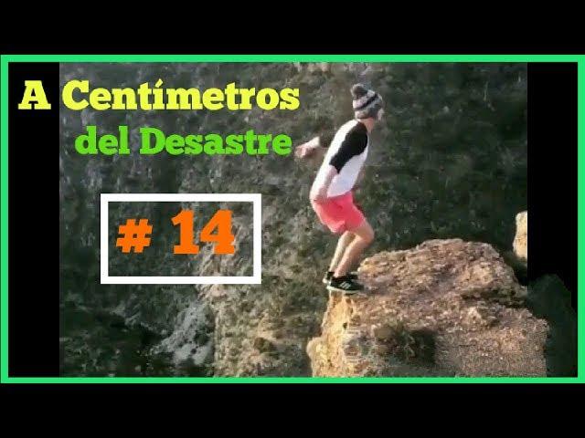 A Centímetros del Desastre # 14