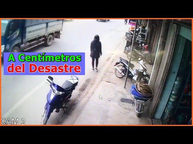 A Centímetros del Desastre # 16