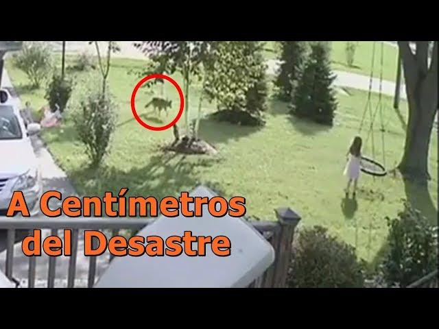 A Centímetros del Desastre # 23