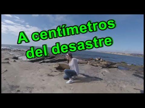 Capturado en Video # 2 – A centímetros del desastre