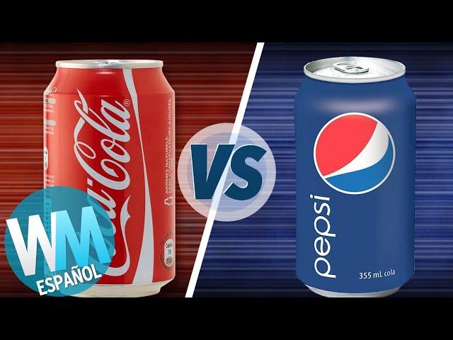¡Coca-Cola Vs Pepsi!