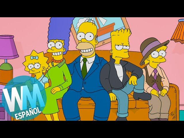 ¡Cómo Podría TERMINAR Los Simpson!