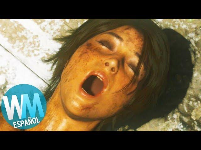 ¡OTRO Top 10 de Muertes BRUTALES de VIDEOJUEGOS!