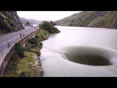 Los Videos mas Raros del Mundo 142 / Agujero en el Lago