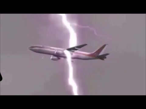 Videos de Desastres Naturales 10 / Truenos, Rayos y Relampagos