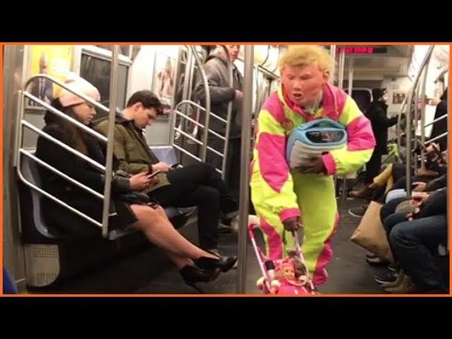 Personajes del Metro