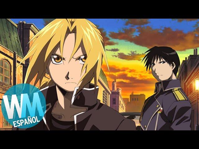 ¡Top 10 Anime SHONEN!
