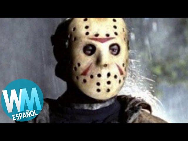 ¡Top 10 ASESINOS Seriales SOBRENATURALES en Películas!