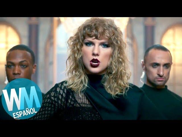 ¡Top 10 Canciones de Taylor Swift!