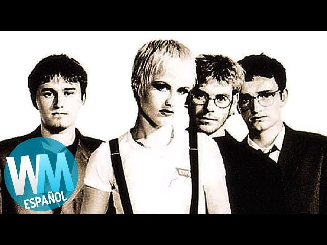 ¡Top 10 Canciones de THE CRANBERRIES!