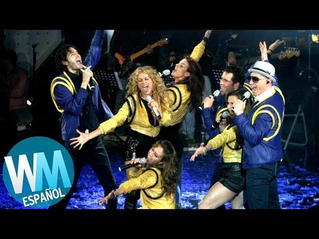 ¡Top 10 Canciones de Timbiriche!