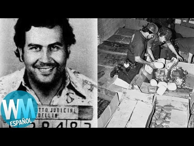 Top 10 Datos Interesantes Sobre Pablo Escobar