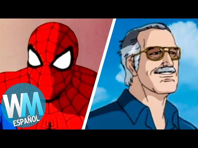 ¡Top 10 Episodios de SPIDER-MAN: La Serie ANIMADA!