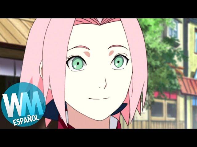 ¡Top 10 Héroes Más INÚTILES en Anime!