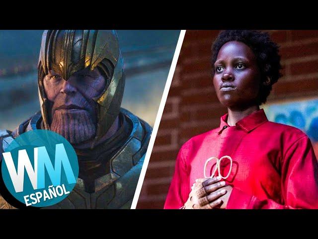 ¡Top 10 MEJORES Villanos de película del 2019! (HASTA AHORA)