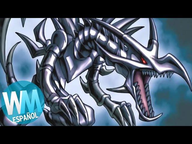¡Top 10 MONSTRUOS de Yu-Gi-Oh!