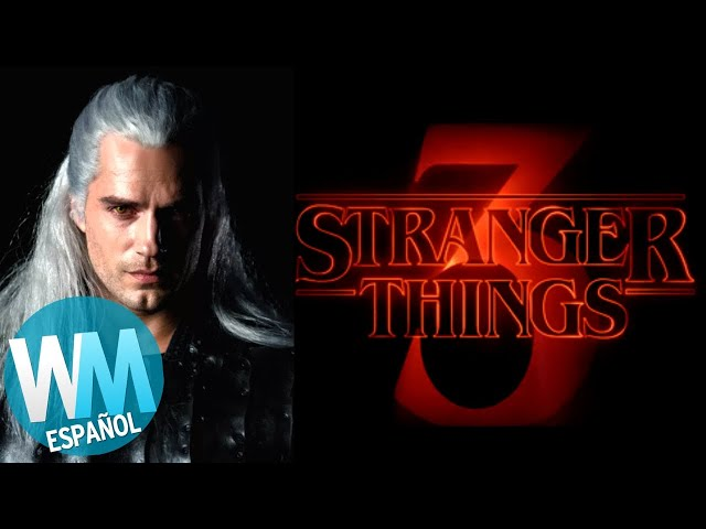 ¡Top 10 ORIGINALES de NETFLIX más ANTICIPADOS del 2019!