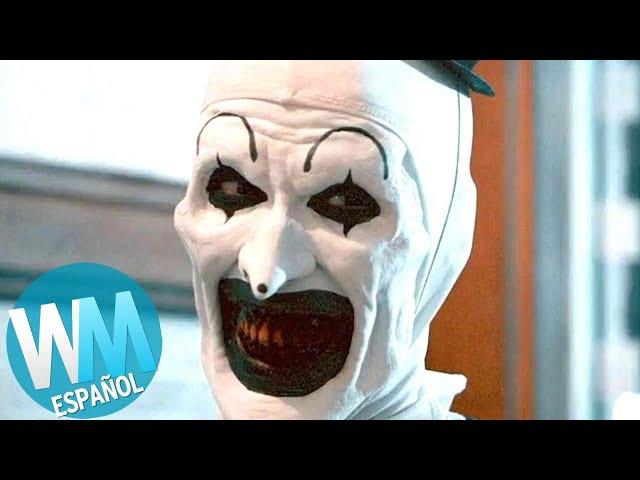 ¡Top 10 Películas de Terror MÁS ESCALOFRIANTES que probablemente NO HAS VISTO!