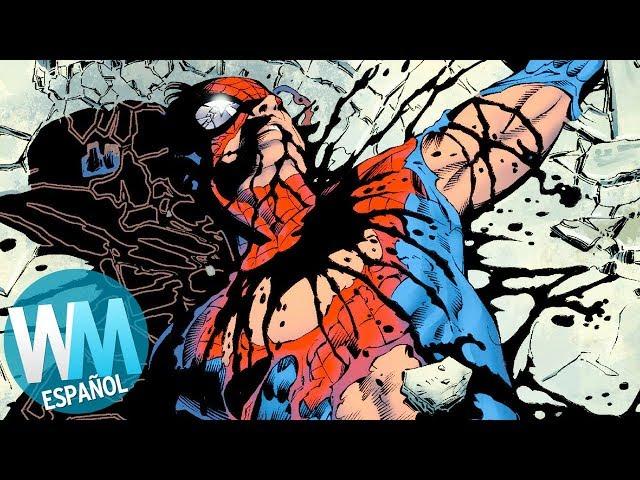 ¡Top 10 PEORES COSAS que le han Sucedido a SPIDER-MAN!