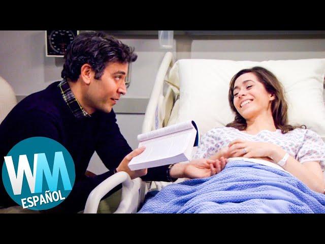 ¡Top 10 PEORES GIROS DE TRAMA en la TELEVISIÓN!