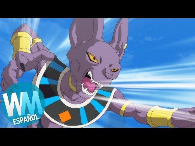 ¡Top 10 Personajes de Anime con un ALTO Conteo De MUERTES!