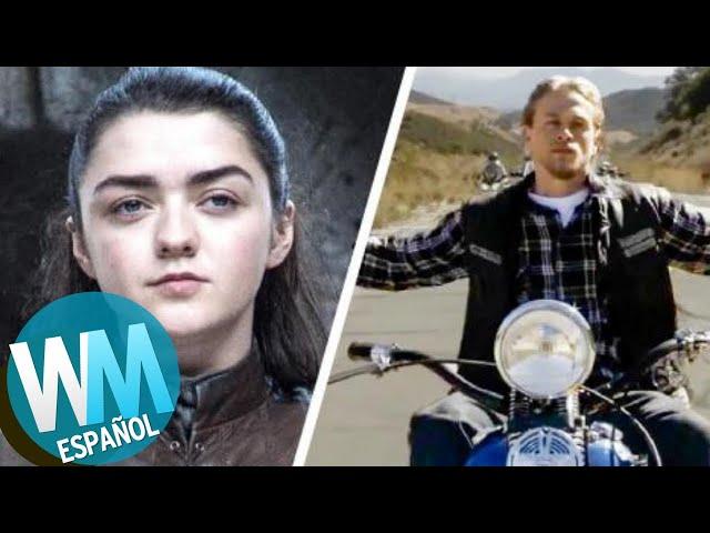 ¡Top 10 Personajes MÁS RUDOS en TELEVISIÓN!