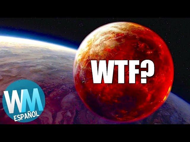 ¡Top 10 Planetas EXTRAÑOS del Universo!