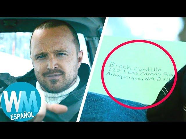 ¡Top 10 Preguntas SIN RESPUESTA en «El Camino: A BREAKING BAD Movie!