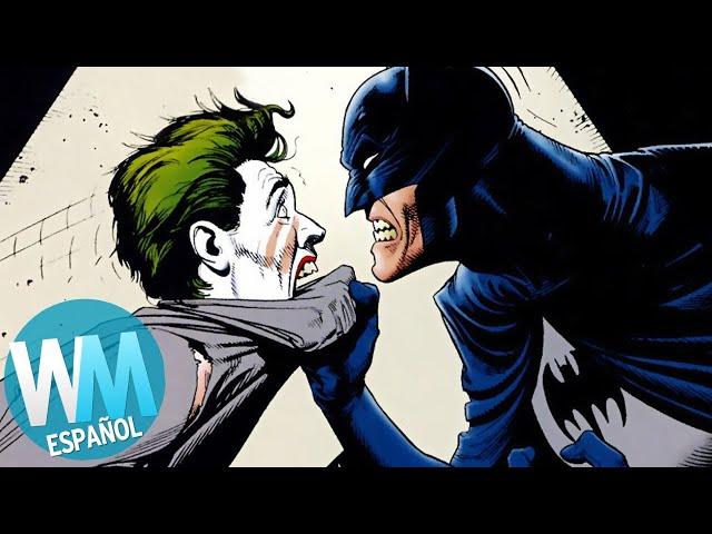 ¡Top 10 PROBLEMAS de BATMAN Que los Fans NO ADMITEN!