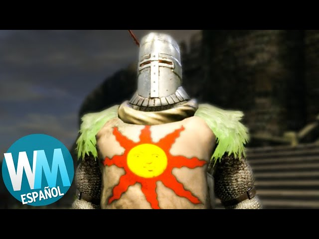 ¡Top 10 SECRETOS de DARK SOULS!