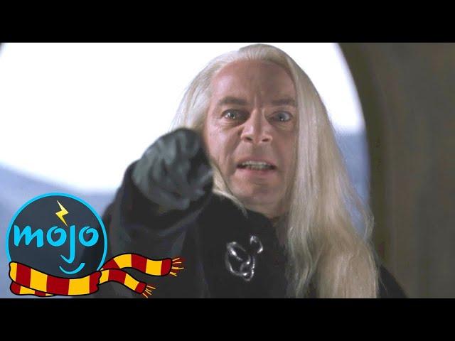 ¡Top 10 SECRETOS de DETRÁS DE CÁMARA de Harry Potter!