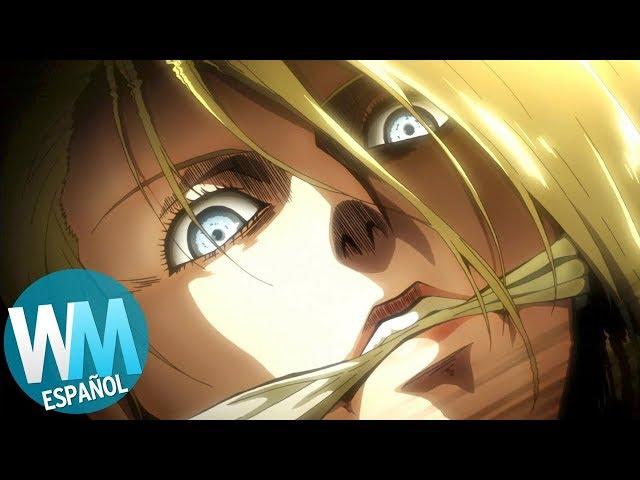 ¡Top 10 TRAICIONES de Anime!