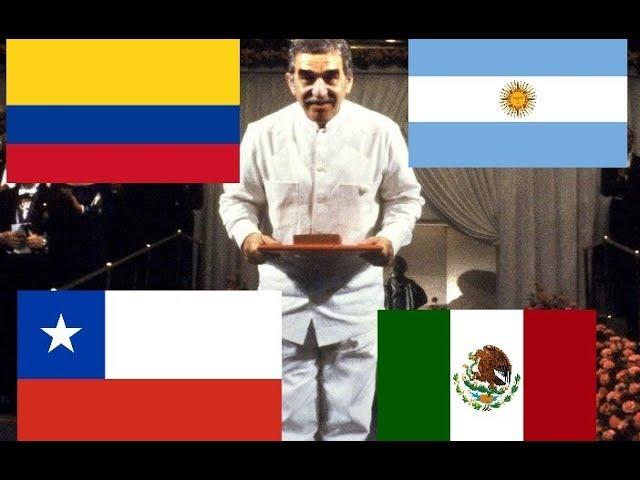 Top 9 / Los Paises de America Latina que han ganado Premios Nobel