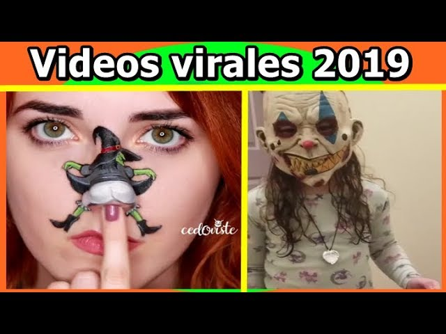 Videos Virales 2019 + especial Halloween