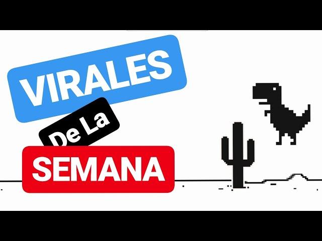 ▶️ VIDEOS VIRALES de Facebook, Instagram y Tiktok – VIRALES DE LA SEMANA octubre #1