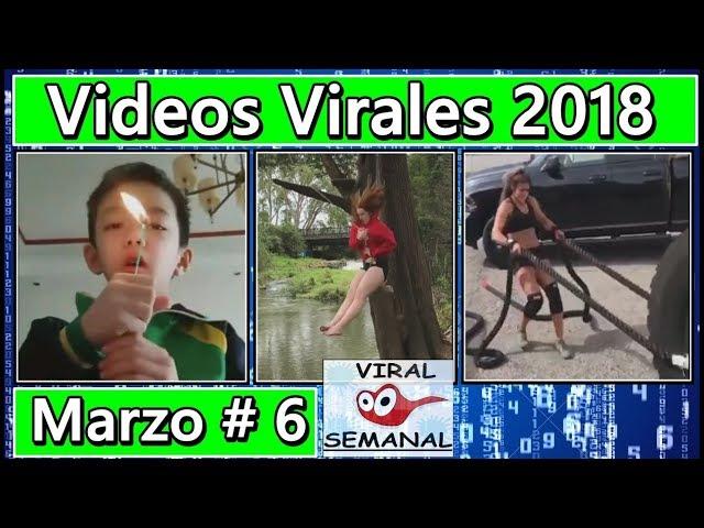 Videos Virales Marzo 2018  # 6
