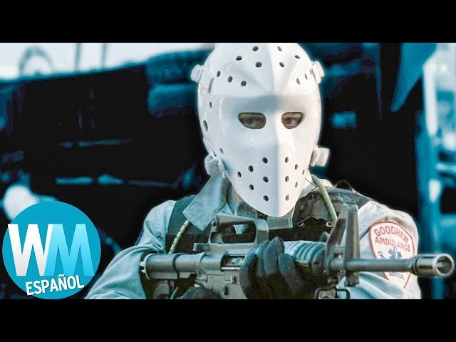 ¡Top 10 MEJORES Remakes de Películas de ACCIÓN!