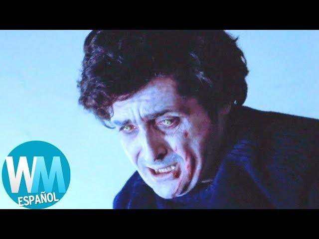¡Top 10 Sacrificios HEROICOS en Películas de TERROR!