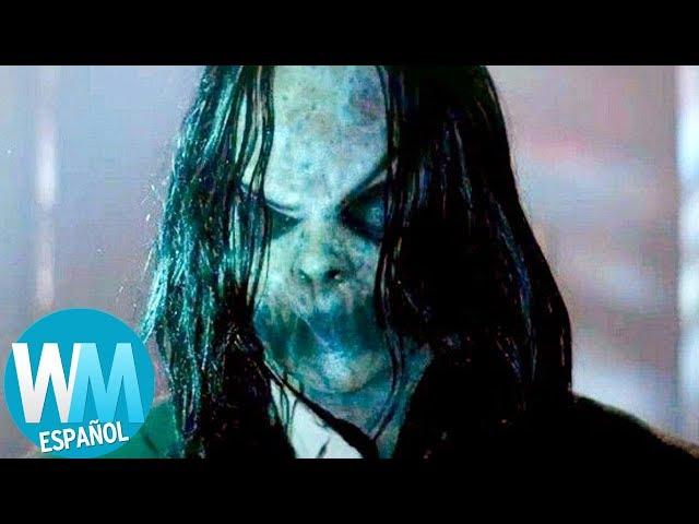 ¡Top 10 VILLANOS de Películas de Terror Que NO HABLAN!