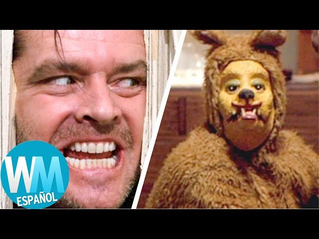 ¡Top 10 Momentos Más ATERRADORES en THE SHINING!