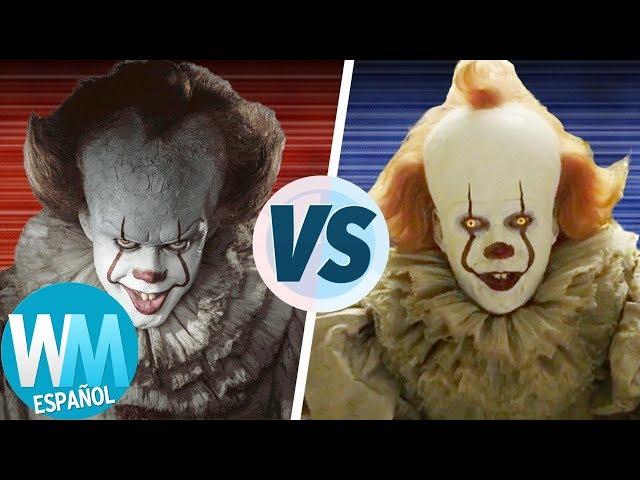 ¡IT (2017) vs. IT Capítulo Dos (2019)!
