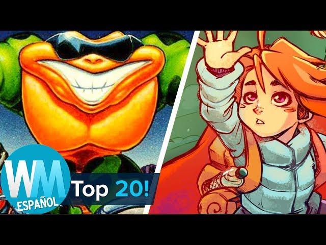 ¡Top 20 Videojuegos Más DIFÍCILES de TODOS Los TIEMPOS!