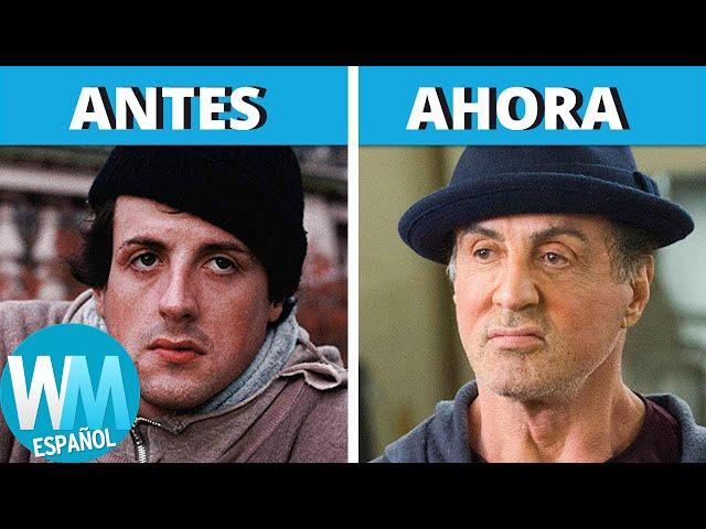 ¡Top 10 Actores Que REGRESARON A Sus Papeles Icónicos!