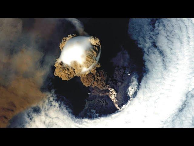Videos de Desastres Naturales 13 / Volcanes y Erupciones