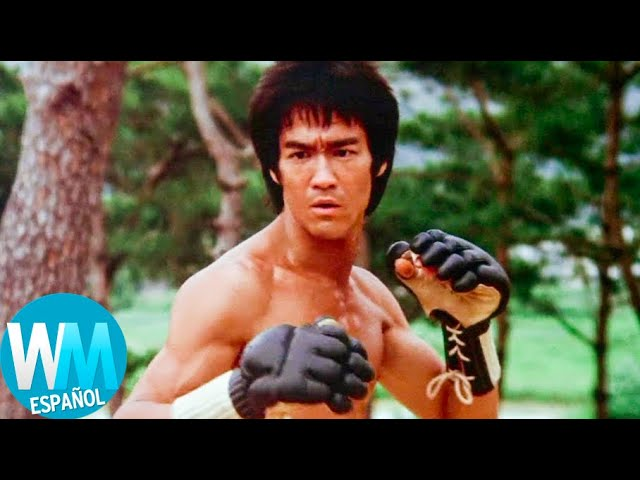 ¡La Increible Vida de BRUCE LEE!