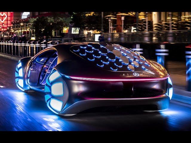 El Auto mas Increible del Mundo