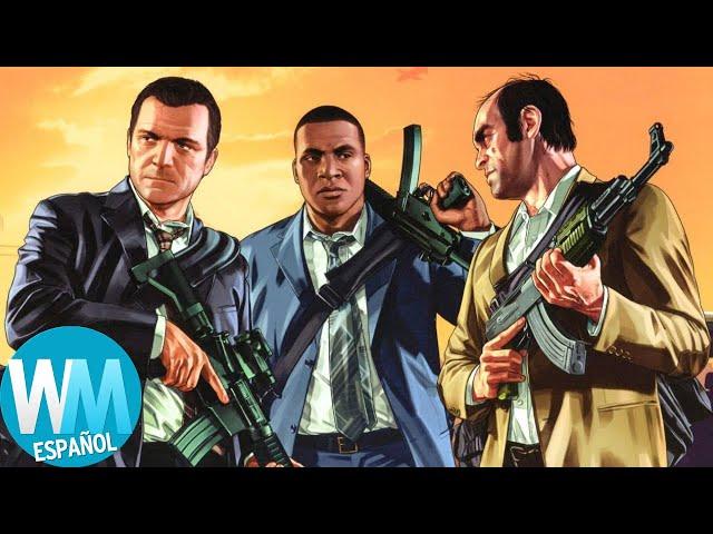 ¡Top 10 Cambios que NECESITAMOS en GTA VI!