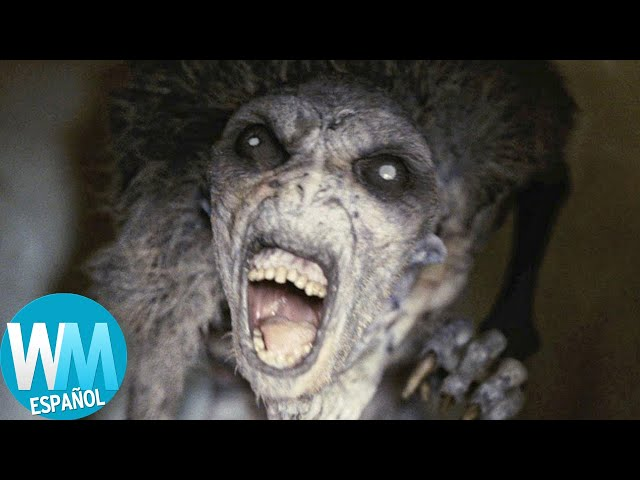 ¡Top 10 Películas de TERROR que lo Intentaron Demasiado!