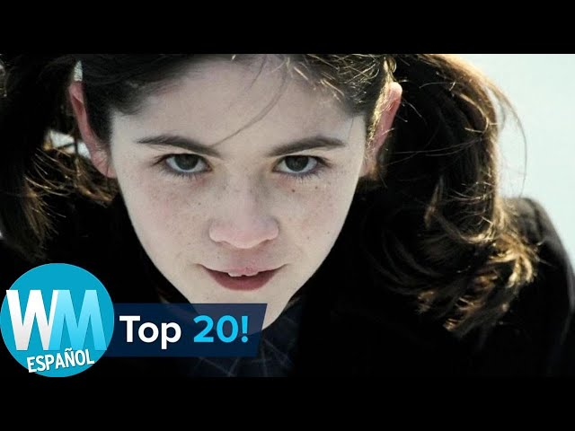 ¡Top 20 Mejores GIROS en Películas de HORROR!